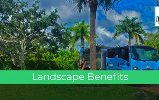 Landscape Benefits