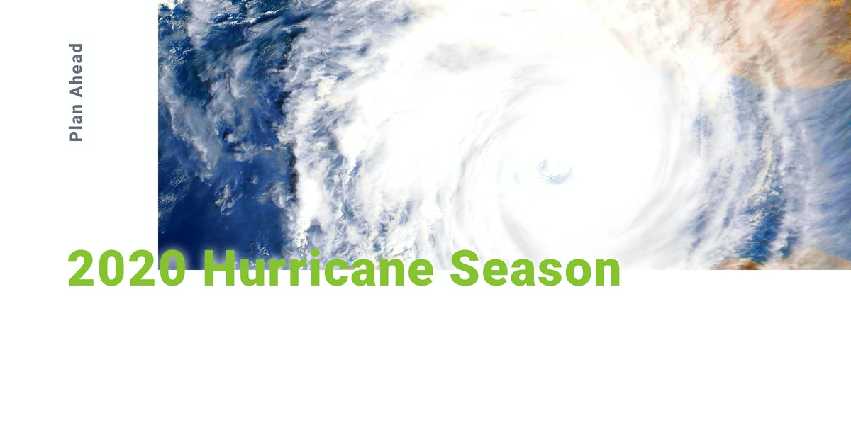 2020 Hurricane Season